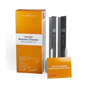 Reaction chamber box
